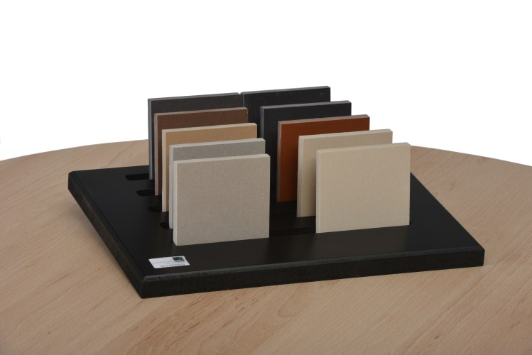 10 Slot Counter Top Display Stand