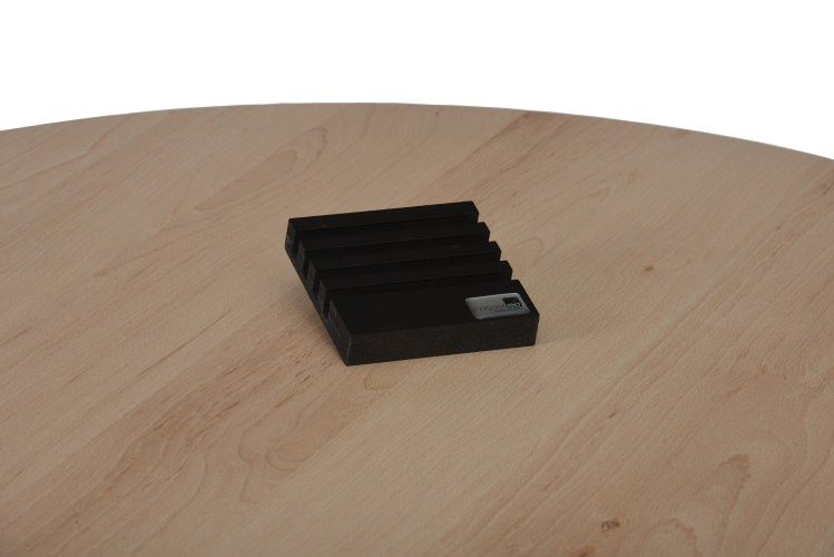 5 Slot Small Counter Top Display Stand