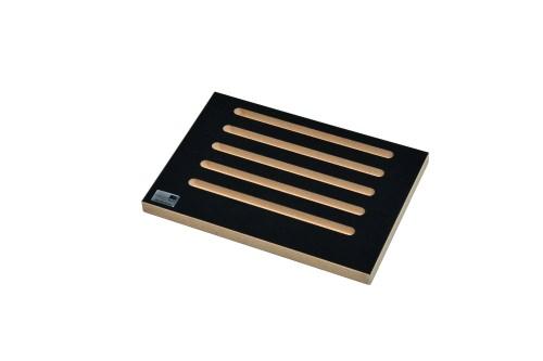 Black 5 Slot Desktop Stand