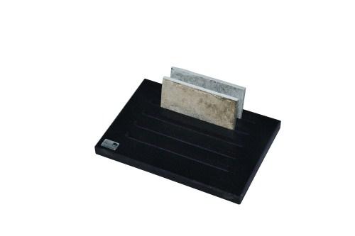 Black Sparkle 5 Slot Desktop Stand