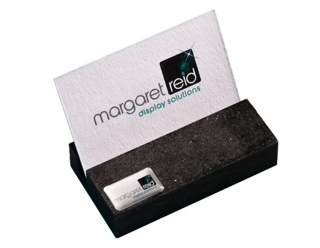 Sparkle Desktop Card Holder